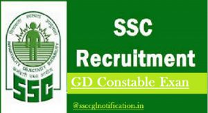 SSC GD Constable Recruitment 2018| Apply Online at ssconline.nic.in, ssc constable recruitment, gd constable exam