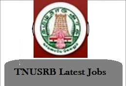 TNUSRB Recruitment 2020- Apply Online at tnusrbonline.org, TN Police Recruitment, TNUSRB, TNUSRB Recruitment