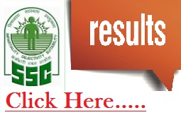 SSC Exam Result out at ssc.nic.in- Check region wise Result 2018, SSC Results 2018, CGL Result, MTS Result, Steno Result
