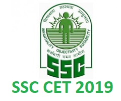 ssc cet 2019| Common Entrance Test 2019 , Common Eligibility Test 2019